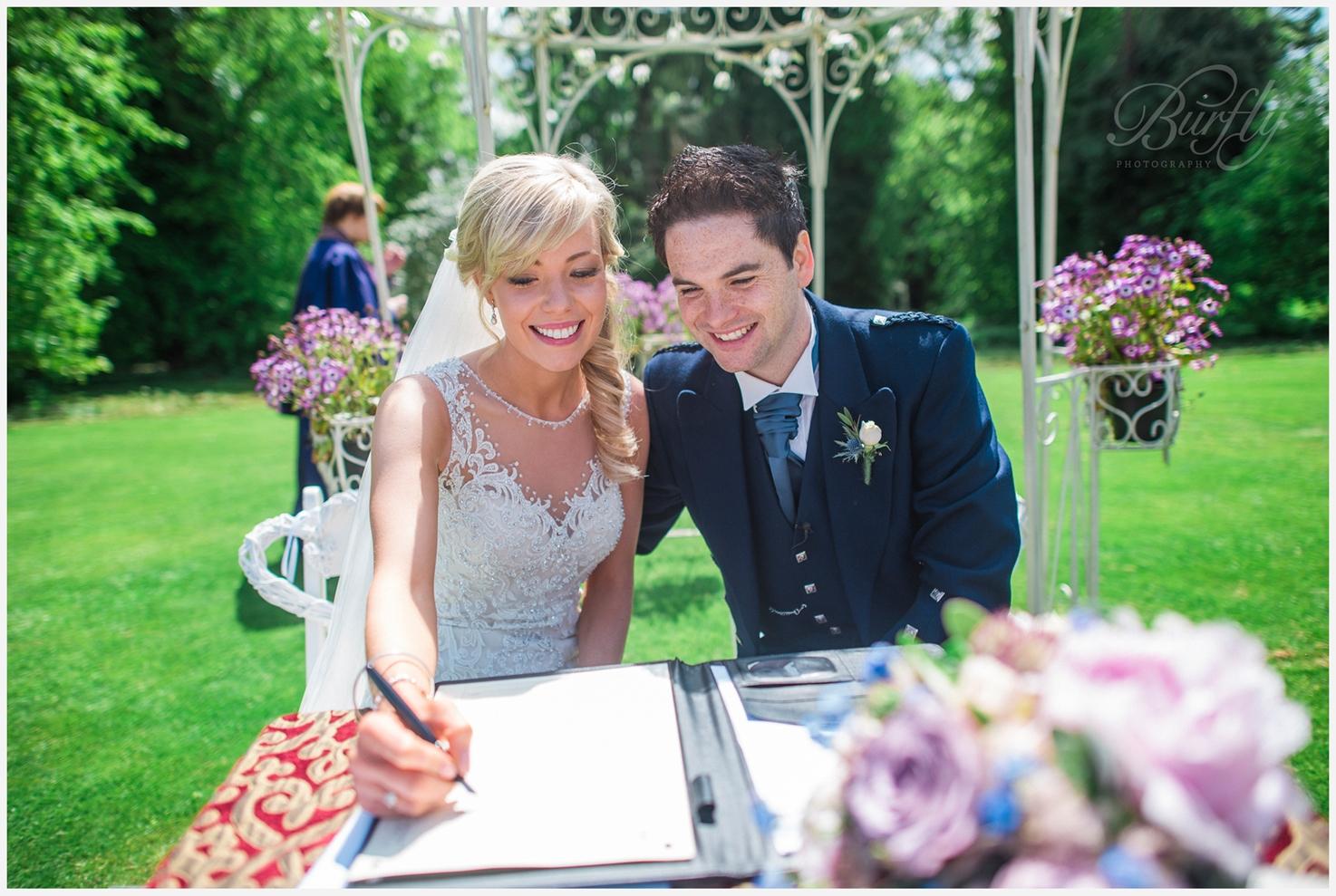 FERNIE CASTLE WEDDING 42