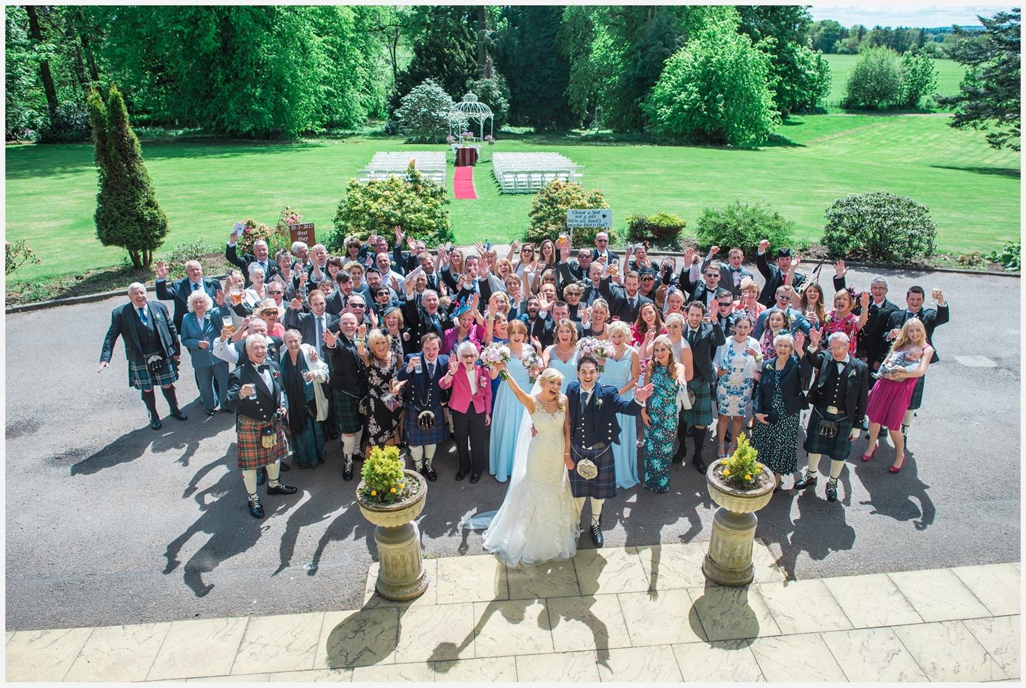 FERNIE CASTLE WEDDING 45