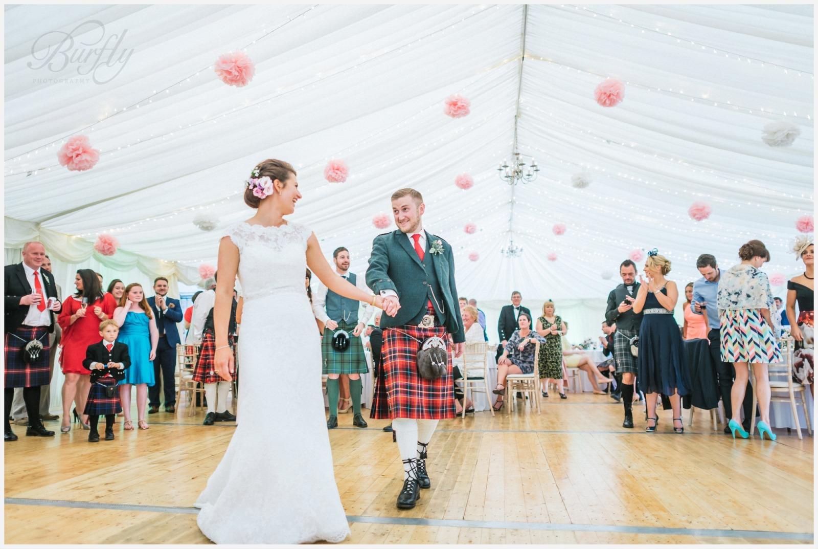 The Burn House Edzell Wedding 101