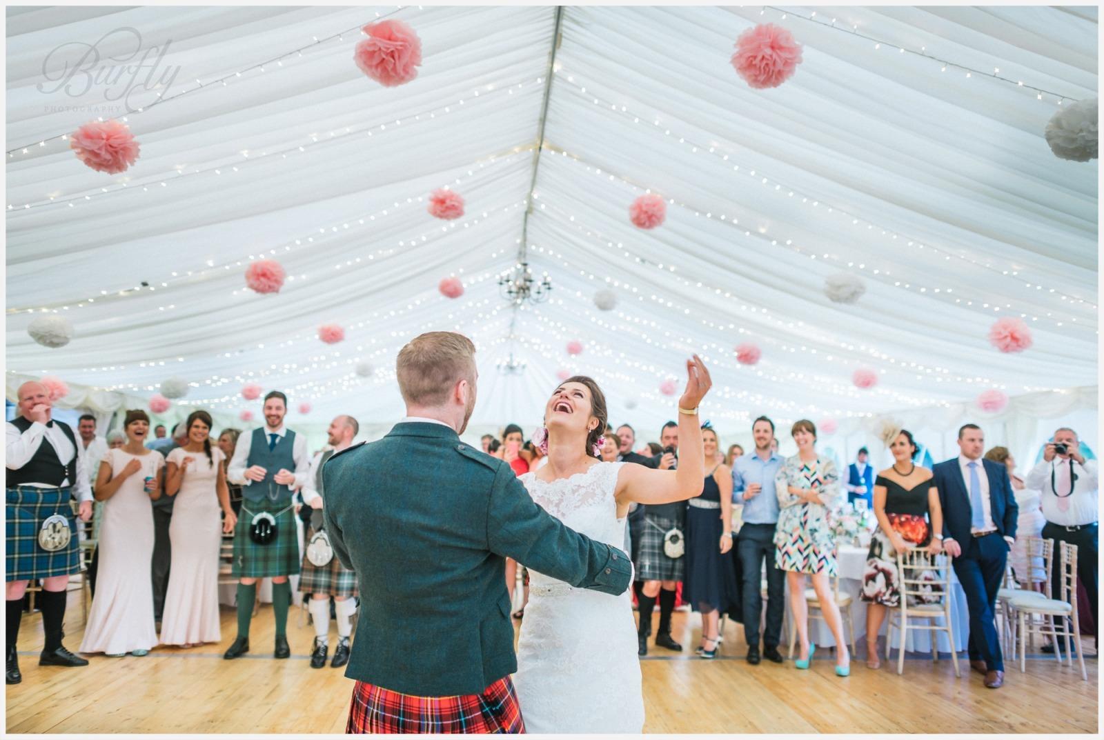 The Burn House Edzell Wedding 103