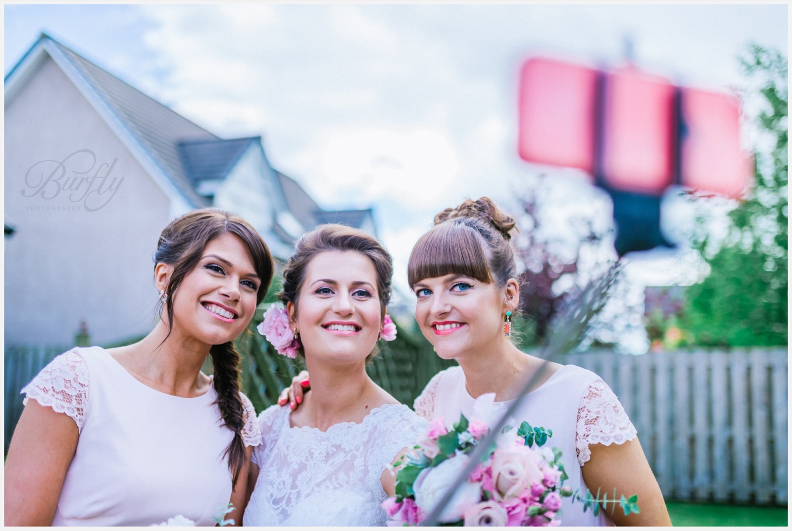 The Burn House Edzell Wedding 26