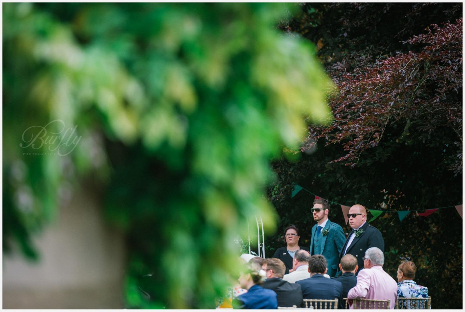 The Burn House Edzell Wedding 35