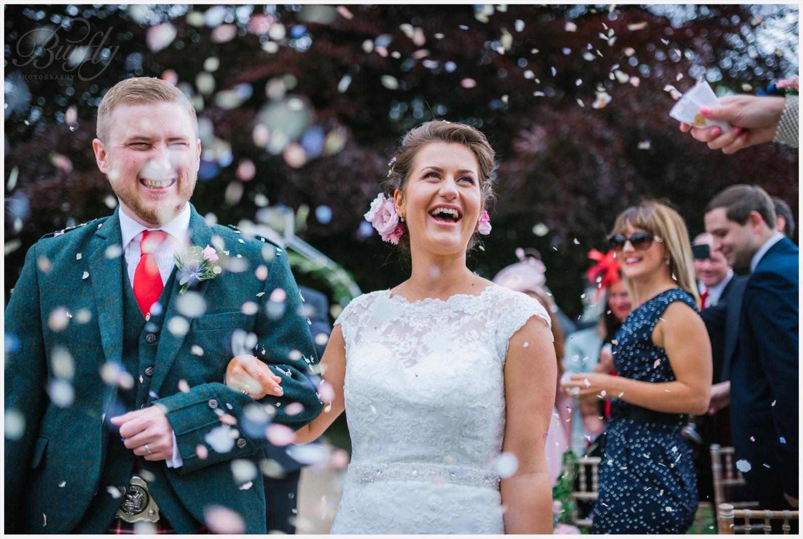The Burn House Edzell Wedding 50