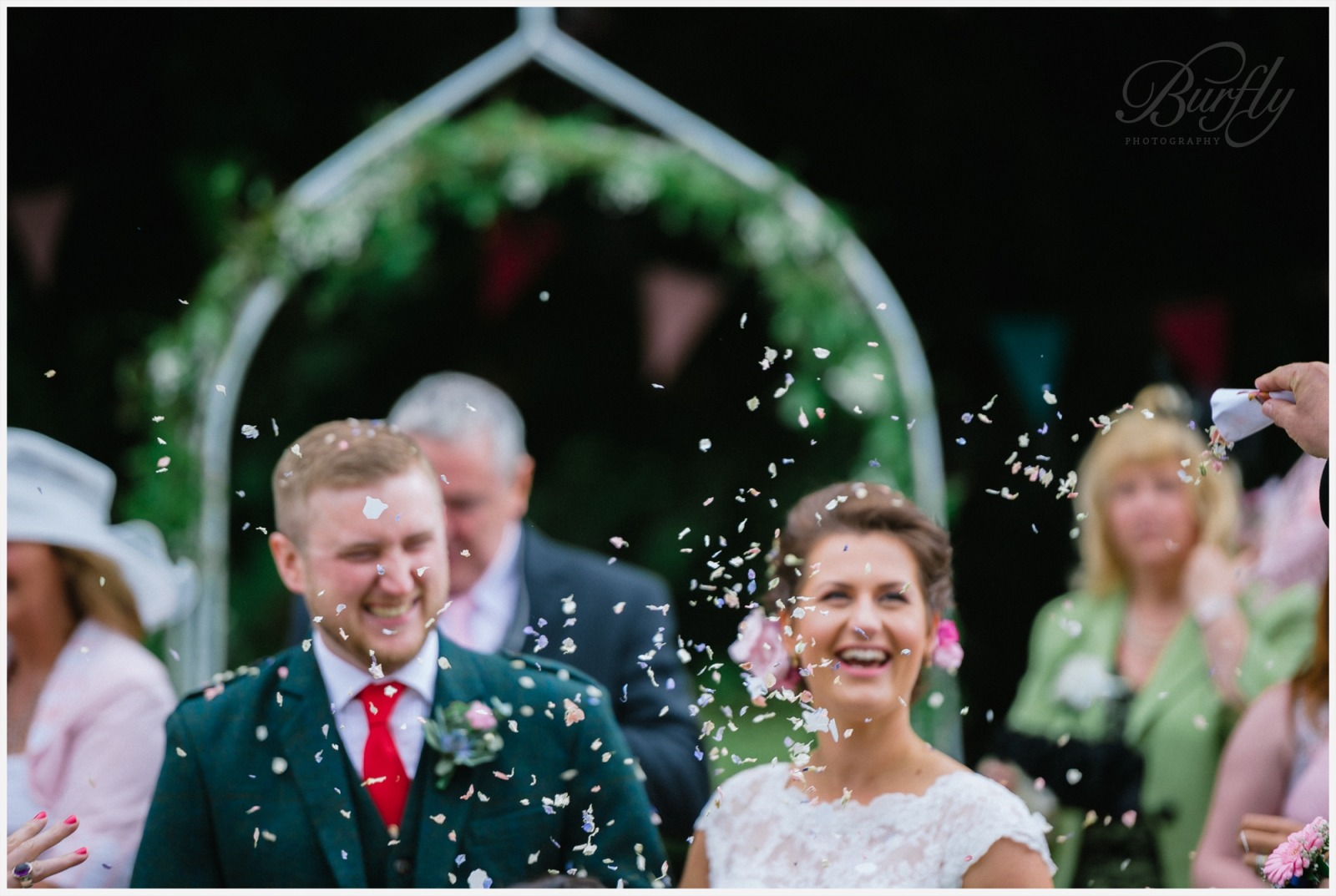 The Burn House Edzell Wedding 51